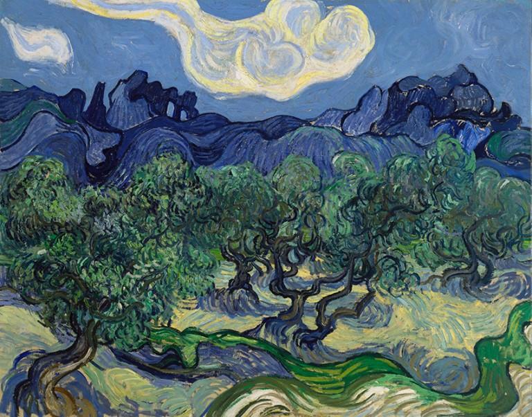oliviers-avec-les-alpilles-l-arriere-plan_-_the-olive-trees
